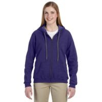 Heavy Blend™ Ladies' 8 oz. Vintage Classic Full-Zip Hood Thumbnail